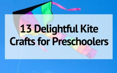 13 Delightful Kite Crafts for Preschoolers