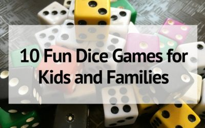 10 Fun Dice Games for Kids and Families