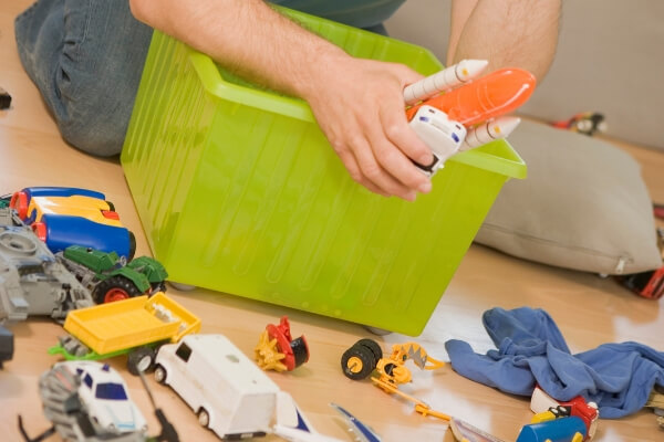5 Ways To Get Kids To Pick Up Their Stuff (Without Nagging!)