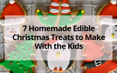 7 Homemade Christmas Treats to Make With the Kids