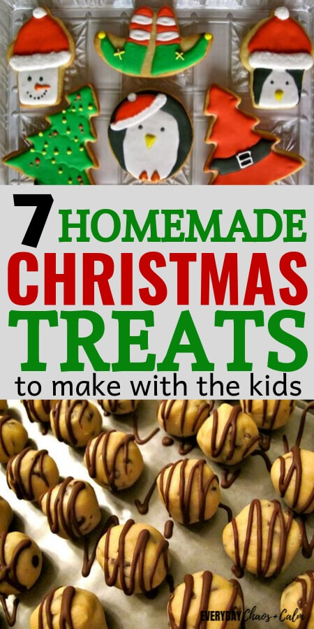 Christmas Treats to Make with the kids (1)