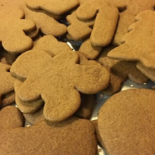 Swedish Spice Cookies