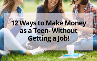 12 Ways to Make Money as a Teen Without a Traditional Job
