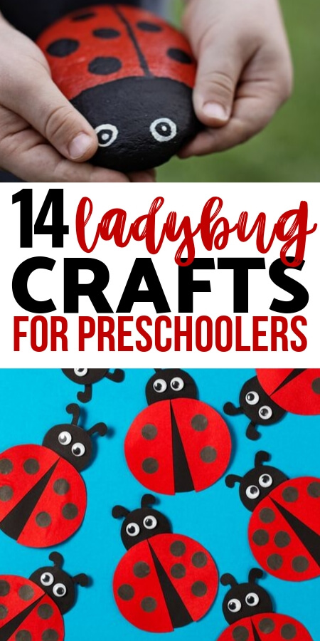 14 Fun Ladybug Activities and Crafts for Preschoolers to Enjoy