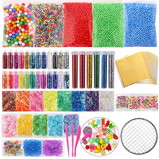 Classic Slime Add Ins Kit (108 pieces)