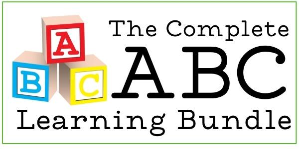 complete ABC learning bundle logo